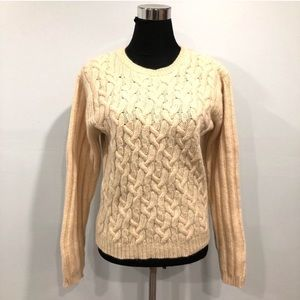 Medina cable knit sweater